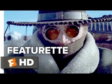 The Hateful Eight Featurette - 70mm Roadshow (2015) - Jennifer Jason Leigh, Channing Tatum Movie HD
