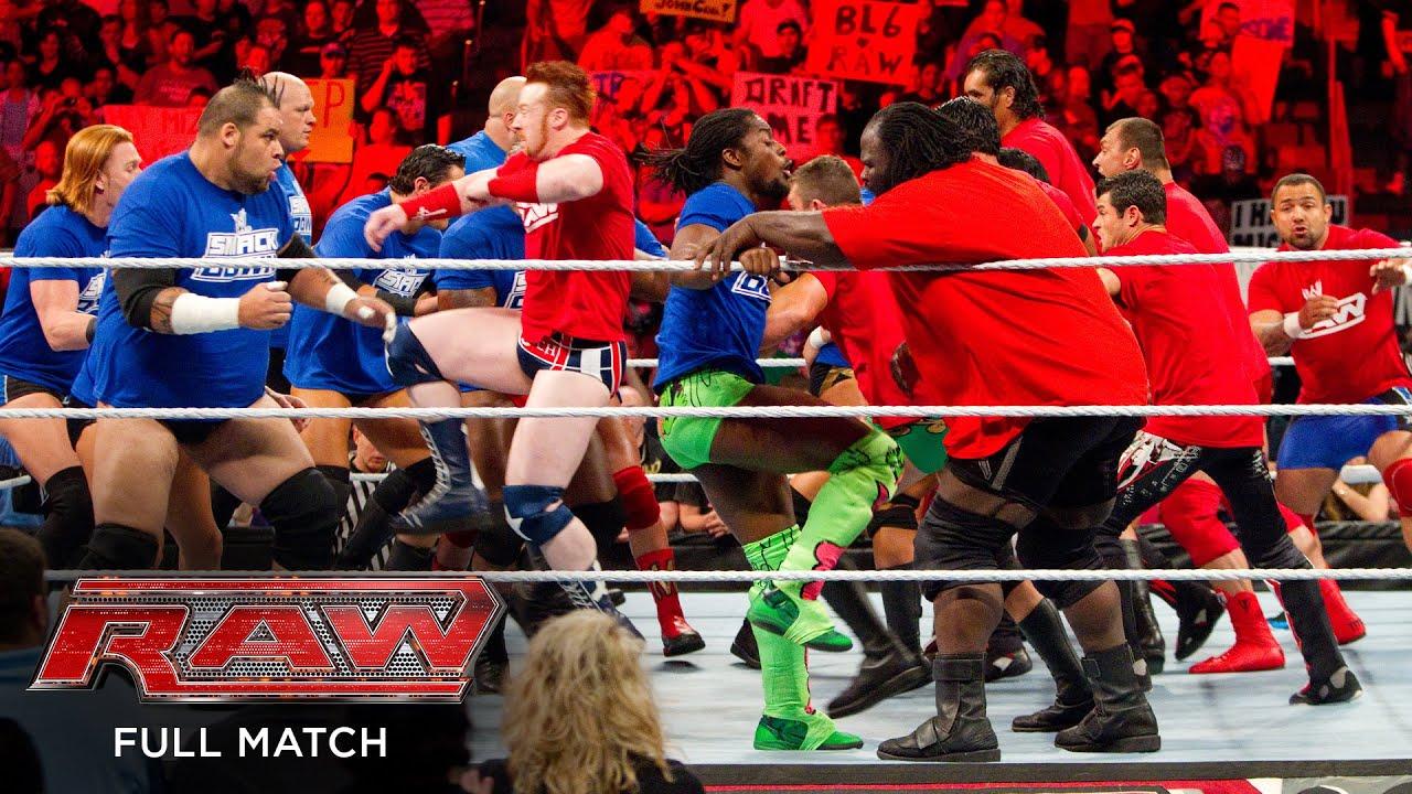 Download FULL MATCH - 20-Man Battle Royal: Raw, Apr. 25, 2011