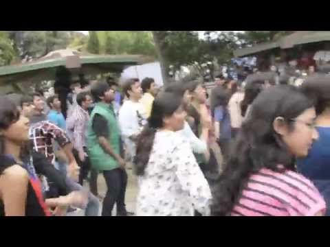 IIT Roorkee Cognizance Flash Mob