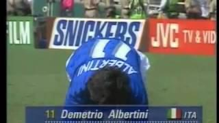 Brésil-Italie Finale Coupe du Monde 1994 USA