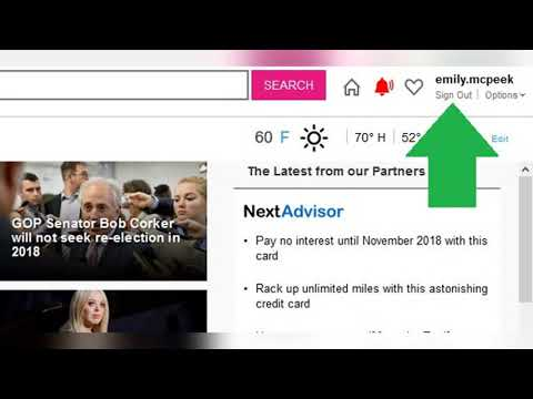 How to Sign In and Out of AOL Mail and AIM