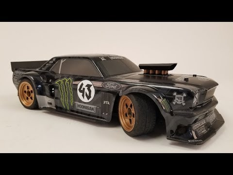 What S New Hpi Ken Block 1965 Ford Mustang Hoonicorn Rtr Car Youtube