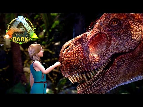 ARK: Survival Evolved - Official ARK Park Trailer