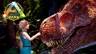 ark survival evolved official ark park trailer