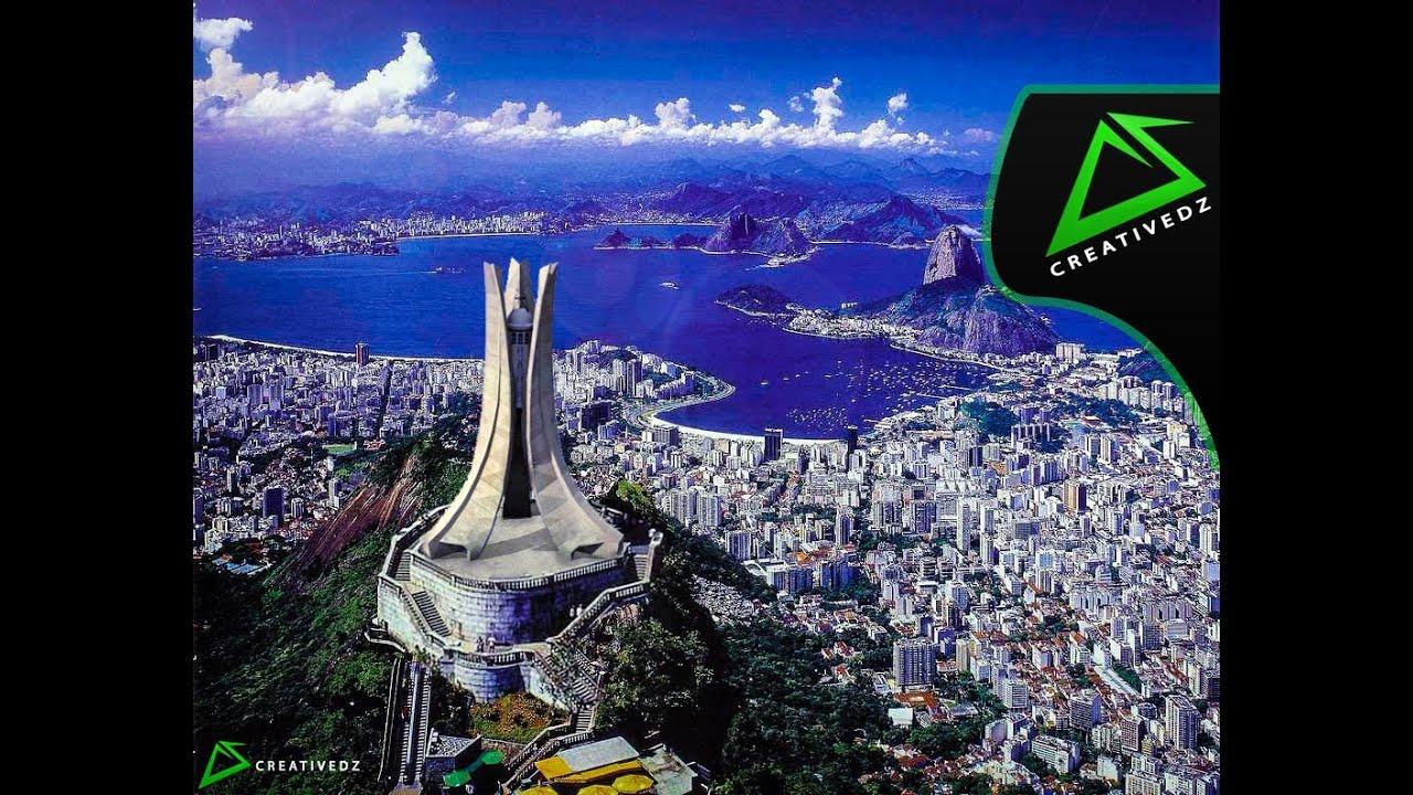 Maqam Echahid, Algiers, Algeria | Oh the places I'll go ...