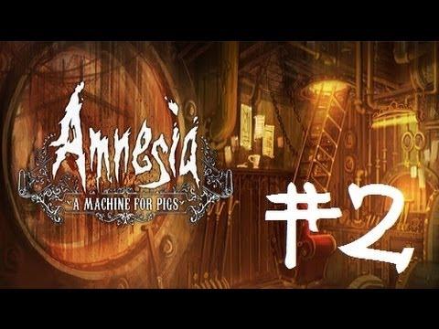 Amnesia A Machine For Pigs   Let's Play en Español   Capitulo 2