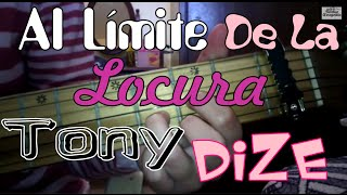 Como tocar Al Límite De La Locura - Tony Dize en Guitarra