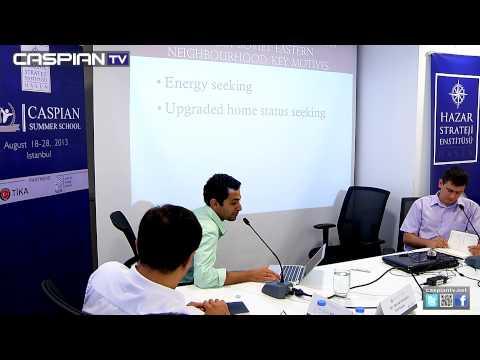 Sergiu Aparatu & Murad Ismayilov ''Presentations and Discussions''  CSS Day 7 - 27.08.2013