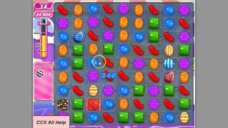 Candy Crush Saga Level 665 3*