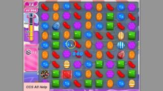 Candy Crush Saga Level 665 3*