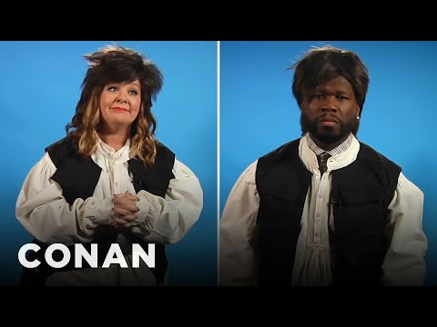 Thumbnail: Young Han Solo Audition Tapes - CONAN on TBS
