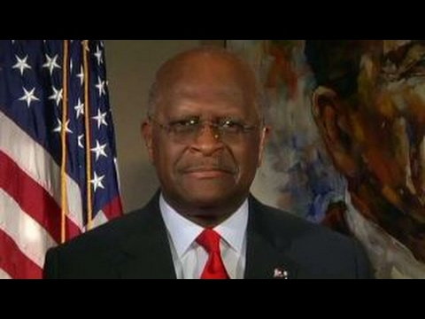 Herman Cain: Conservatives and Republicans have to speak up ...