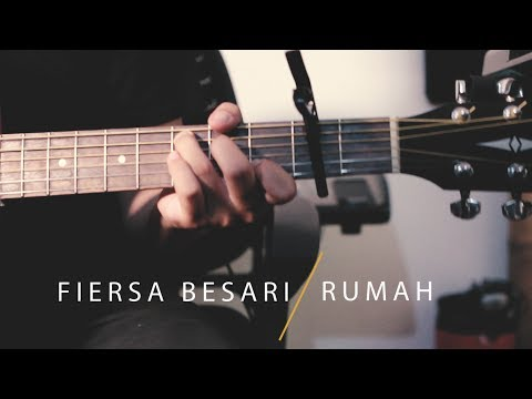 Fiersa Besari - Rumah | Guitar Tutorial by @dikuyrock
