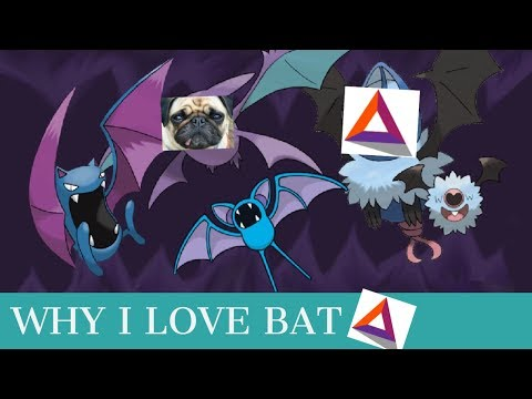 😍💗Why I Love Basic Attention Token (BAT) - Brave Browser - Digital Advertising Is Forever Changed