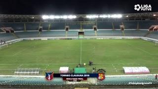 Torneo Clausura 2018   Monagas SC vs. Caracas FC   Jornada 11