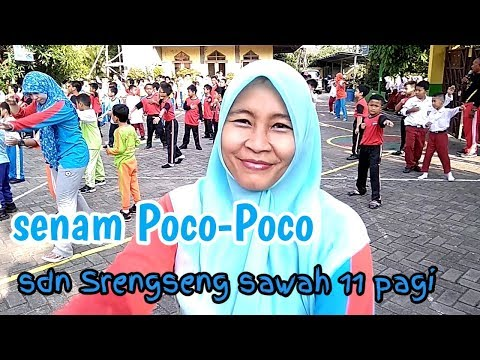 senam-poco-poco-sdn-srengseng-sawah-11-pagi