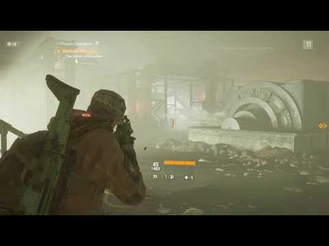 Underground Operation [The Division]