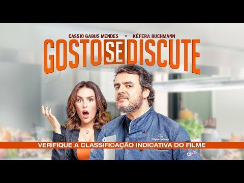 Gosto Se Discute - Trailer Oficial
