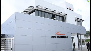 APM Terminals MedPort Tangier dépasse son 1er million d'EVP traités