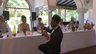 Unexpected Singers - Wedding surprise