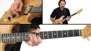 Jam Night - #20 Rhythm Performance - Blues Guitar Lesson - Andy Aledort