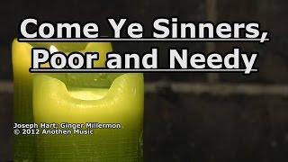 Come Ye Sinners - Ginger Millermon - Lyrics