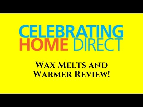 Review: Celebrating Home Direct Wax Melts & Warmer!