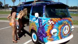 The Coolest VW Bus in the World video 1