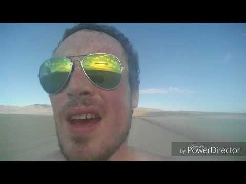 Burning Man Ultramarathon