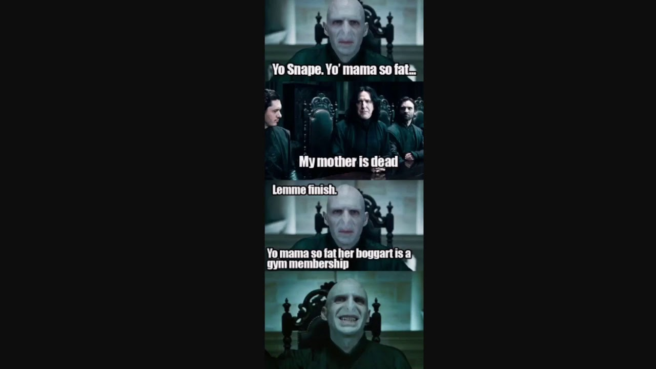 Funny Harry Potter Memes Voldemort : Harry potter video gallery sorted by views know your meme
