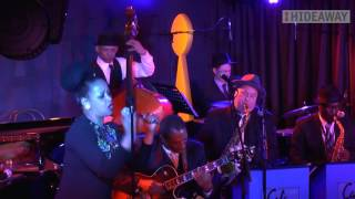 Cafe Society Swing - Stormy Weather / Where Or When Medley