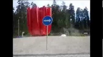 UPOKAS installation in Nastola Finland