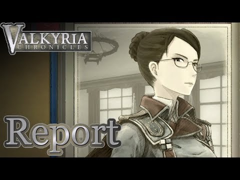 Report: What Lies Beyond Hate 【Valkyria Chronicles | Game Movie】 |
