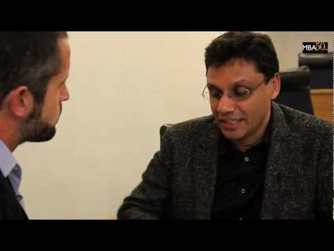 MBA50 London Business School Prof. Nirmalya Kumar - Interview Forbes