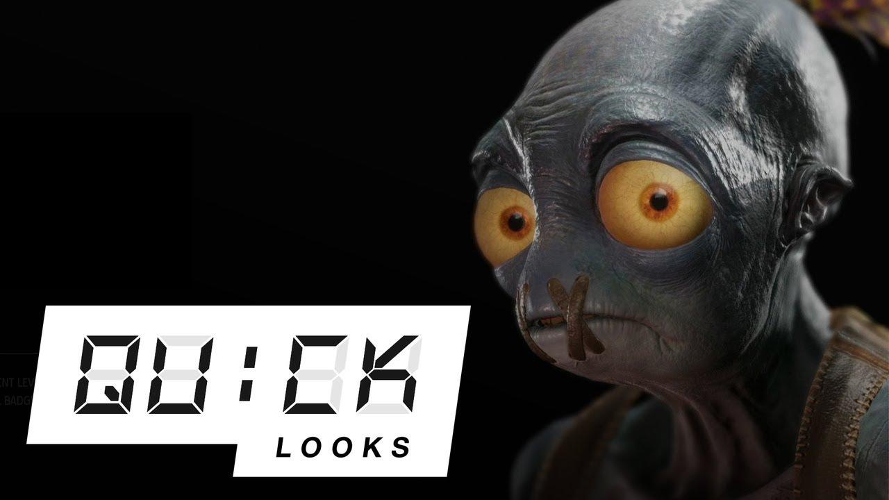 Oddworld: Soulstorm: Quick Look