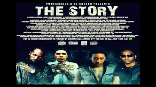 "DJ KUNTEH (#WGI) ""THE STORY "" DANCEHALL MIX JUNE 2015 @DJKUNTEH @WEGOINGINUK"