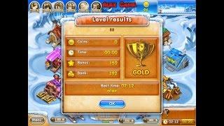 farm Frenzy 3 Ice Age (level 88) only GOLD Веселая ферма 3 Ледниковый период (уровень 88) Золото