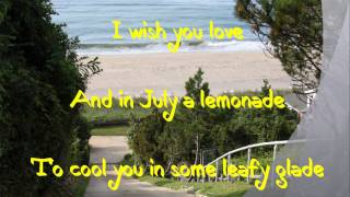 I Wish You Love With Lyrics By Engelbert Humperdinck