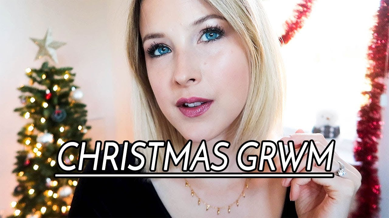 Grwm Christmas Party Look Youtube Find & download free graphic resources for christmas party. youtube
