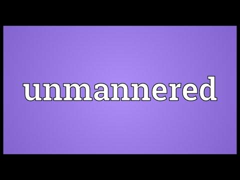 Header of unmannered