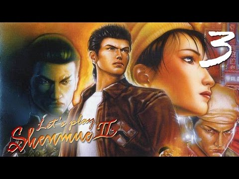 Technical Difficulties at Man Mo Temple  | Shenmue II [Part 3]