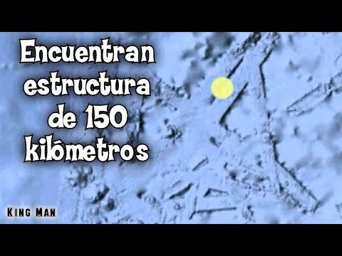 Base Extraterrestre : Estructura Gigante de más de 150 kilómetros encontrada cerca de Costa Rica