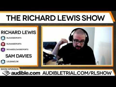 The Richard Lewis Show #58: Moldylocks & The Three Morons