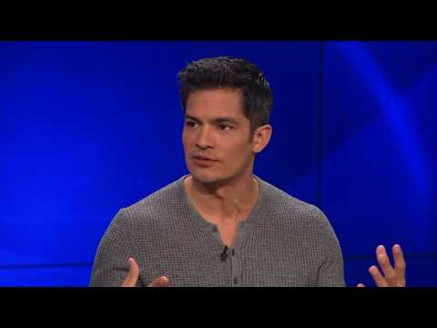 """Nicholas Gonzalez on Why """"The Good Doctor"""" is the Feel Good Show America Needs"""