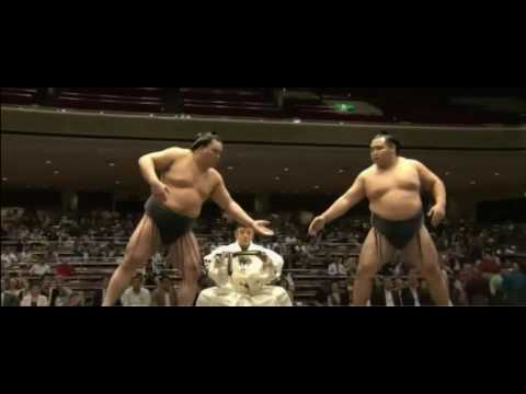 The annual competition for Sumo Tokyo