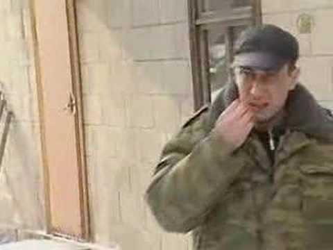 Drunk Russian Tank Driver