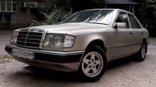 Mercedes-Benz W124. В память о легенде. Классика 90-х сегодня