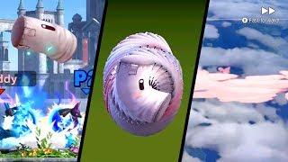 Super Smash Bros. Ultimate - 3 Glitches in Home-Run Contest