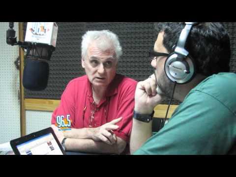 Carlos Ulanovsky en radio Residencias 96.5 Mar del Plata