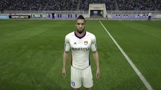 FIFA 15 - Olympique Lyonnais Player Faces - Next-Gen Gameplay 1080p (PS4/Xbox One)